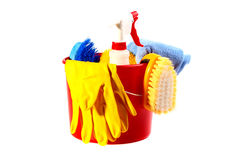 Cleaning service Royalty Free Stock Photography