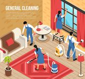 House Cleaning Concept Stock Vector Illustration Of Design 40459920
