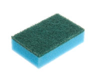 Cleaning sponge Royalty Free Stock Photos