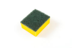 Cleaning sponge Stock Photography