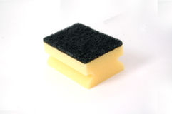 Cleaning sponge Stock Images