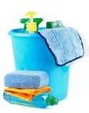 Cleaning Suppliers Royalty Free Stock Photo