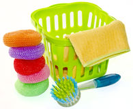 Cleaning supply Stock Images