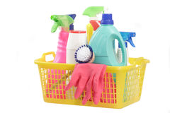 Cleaning Supply Stock Image