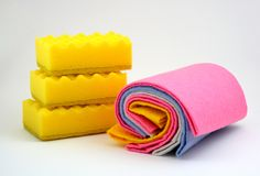 Cleaning, Textile, Royalty Free Stock Images