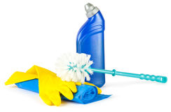 Free Cleaning Tools Royalty Free Stock Images - 20064089