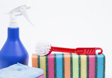 Cleaning utensil Royalty Free Stock Image