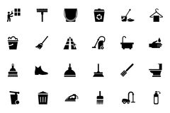 Cleaning Vector Icons 2 Stock Photos