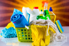 Cleaning, washing concept Royalty Free Stock Photo