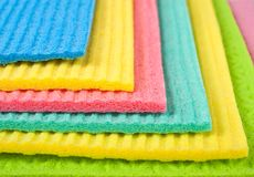 Cleaning wipes Royalty Free Stock Photos