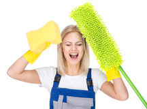 Cleaning Stock Photography