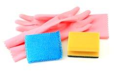 cleaning zestaw Fotografia Stock
