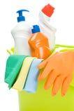 cleaning znaczy Obraz Royalty Free