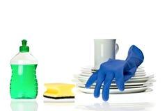cleaningdisk royaltyfria foton