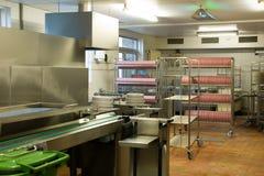 cleaninglokal Fotografering för Bildbyråer