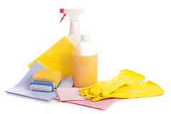 cleaningprodukt Arkivfoto