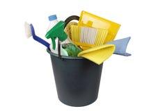 cleaningtillförsel Royaltyfri Bild