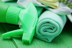 cleaningtillförsel Royaltyfri Fotografi