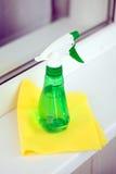 cleaningtillförsel Arkivbilder