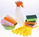 cleanser Fotografering för Bildbyråer