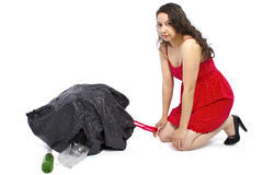 Cleanup Stock Image