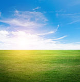 Clear beauty landscape Royalty Free Stock Photos