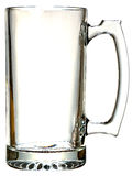 Clear Beer Glass Stock Images