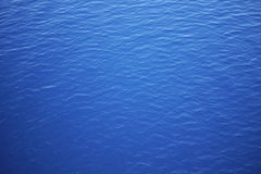 Clear blue water Stock Photo