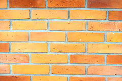 Clear brick wall Royalty Free Stock Photography