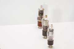 Clear bulb Royalty Free Stock Images