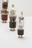 Clear bulb Stock Photo