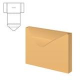 Clear Carton Box Royalty Free Stock Image