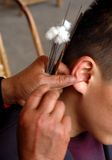 Clear ear Stock Photography