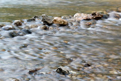 Clear fresh water stream Stock Photo
