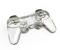 Clear game pad Stock Photos