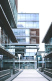 Clear Glass Building Royalty Free Stock Photography