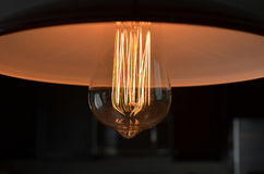 Clear Glass Bulb Royalty Free Stock Photos