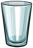 Clear glass Royalty Free Stock Image