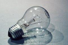 Clear Glass Light Bulb Stock Photos