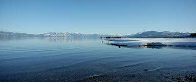 Clear lake Stock Image