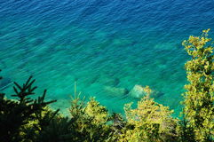 Clear Lake Huron Royalty Free Stock Photo