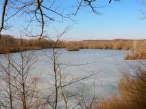Clear Lake Kcickapoo Illinois Stock Photos