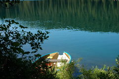 Clear Lake, Oregon Royalty Free Stock Photography