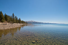 Clear Lake Tahoe Stock Photography