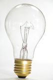 Clear Light Bulb Royalty Free Stock Photos