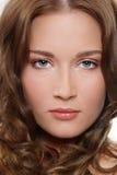 Clear makeup Stock Photo