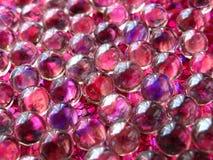 Clear marbles stock photos