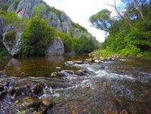 Clear Mountain creek Royalty Free Stock Photo
