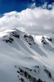 Clear Mountain II. Top of the Mountain Bjelasica in Montenegro Stock Photo