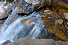 Clear Mountain Stream Royalty Free Stock Photo